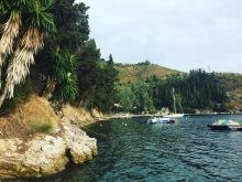 Kouloura Bay, Greece.
