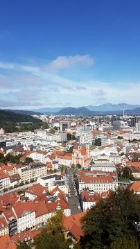 Views from Ljubljana Castle