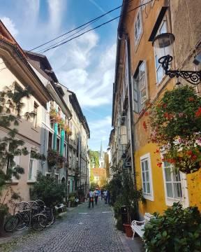 Ljubljana, Slovenia.