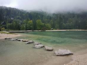 Lake Jasna.
