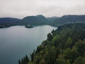Lake Bled.