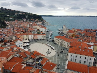 Views over Piran