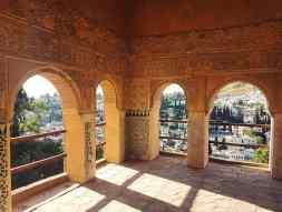 The Alhambra, Granada.