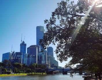 Yarra River, Melbourne, VIC