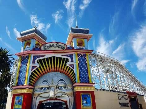 Luna Park, St Kilda