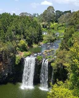 Dangar Falls, NSW