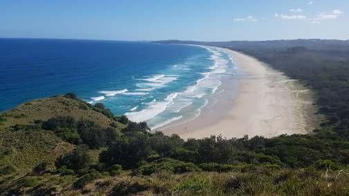 Cape Byron, NSW
