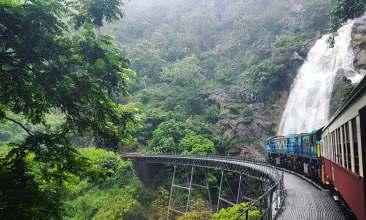 10. Cairns - Kuranda Railway