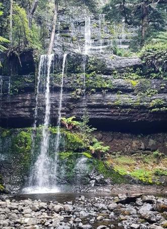 Russell Falls, TAS