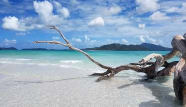 Whitehaven Beach, Whitsundays, QLD